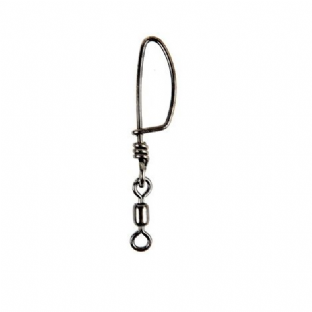 Cox & Rawle SS Crane Swivel & Tournament Snap